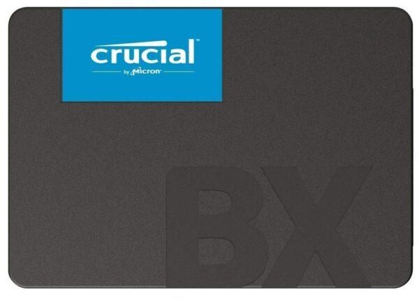 """SSD CRUCIAL, BX500, 240 GB, 2.5 inch, S-ATA 3, 3D Nand, R/W: 540/500 MB/s, """"CT240BX500SSD1"""""""