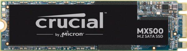 "SSD CRUCIAL, MX500, 500 GB, M.2, S-ATA 3, 3D TLC Nand, R/W: 560/510 MB/s, ""CT500MX500SSD4"""
