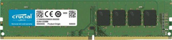 """Memorii CRUCIAL DDR4 8 GB, frecventa 2666 MHz, 1 modul, """"CT8G4DFS8266"""""""