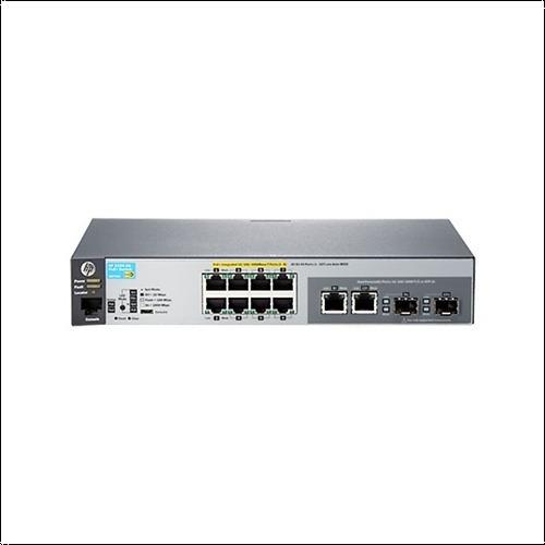"""SWITCH HP, HP 2530, porturi Gigabit x 8, managed, rackabil, carcasa metalica, """"J9774A"""""""