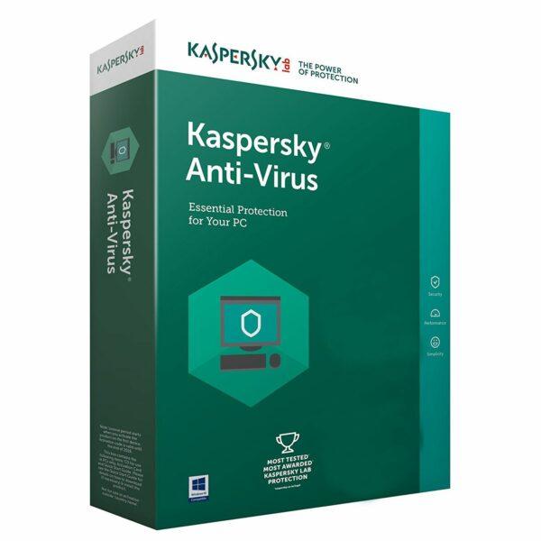 "LICENTA Kaspersky Anti-Virus 1-Desktop 1 year Renewal Box ""KL1171X5AFR"""