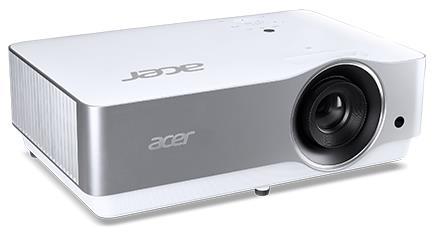 """Proiector ACER VL7860, DLP, 4K UHD 3840*2160, 3000 lumeni, 16:9 nativ, 4:3 compatibil, 1.500.000:1, distanta maxima de proiectie 9.3 m, lampa 30.000 ore Eco, 20.000 ore normal, culoare alb """"MR.JPX11.001"""""""