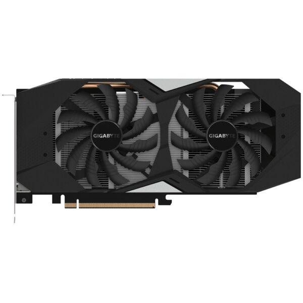 "PLACA VIDEO GIGABYTE NVIDIA GeForce GTX 1660 Ti Windforce OC 6G, 6 GB GDDR6 192 biti, PCI Express 3.0 x 16, HDMI, Display Port x 3, sistem racire aer activ, ""N1660TWF2-6GD"""