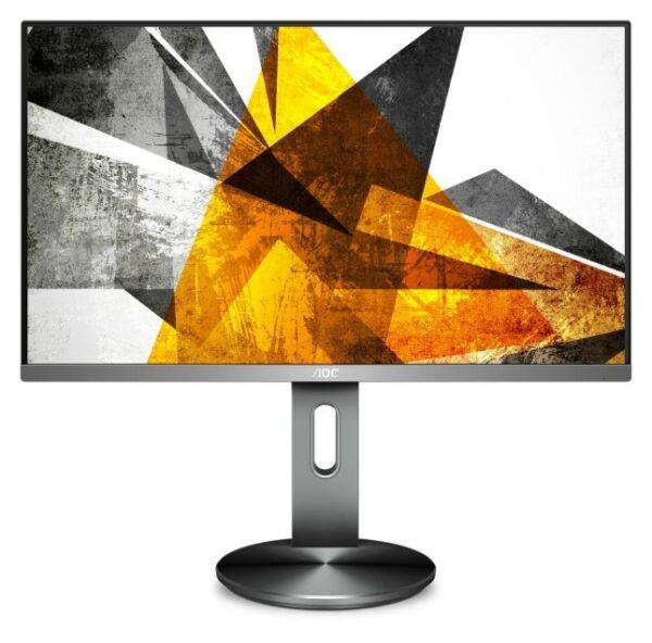 "MONITOR AOC 27″, home, office, IPS, WQHD (2560 x 1440), Wide, 350 cd/mp, 4 ms, VGA, HDMI x 2, DisplayPort, ""Q2790PQU/BT"" (include TV 5 lei)"