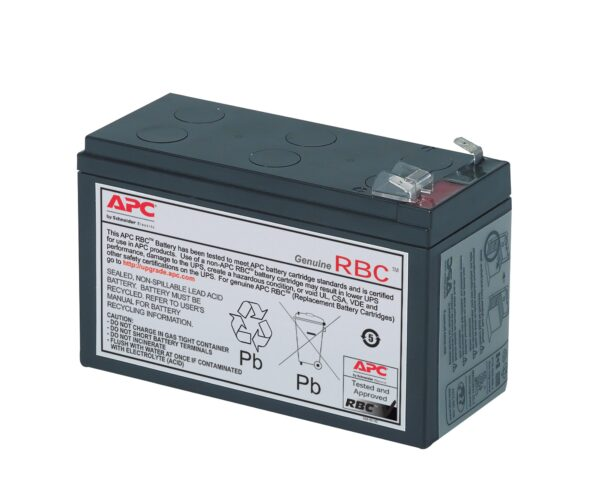 "ACUMULATOR UPS APC pentru BK350I, BK500I, BE550-GR ""RBC2"""