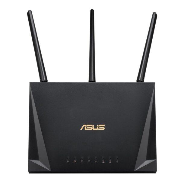 "ROUTER ASUS wireless, 2400 Mbps, porturi Gigabit x 4, antena externa x 3   antena interna x 1, AC2400, dual band, ""RT-AC85P"""