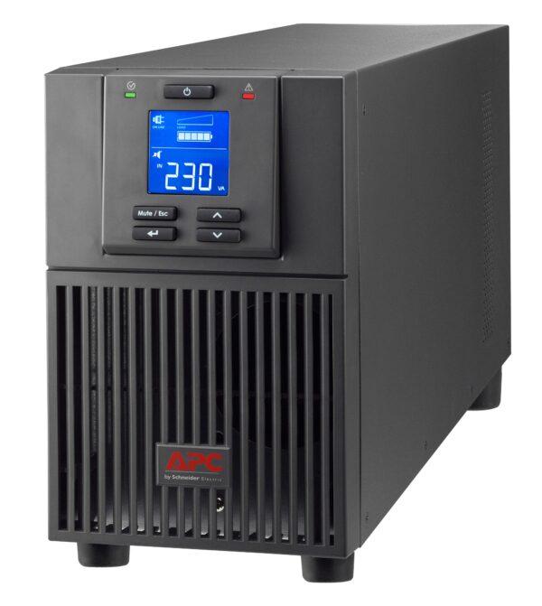 """UPS APC, """"Smart-UPS"""", Online cu sinusoida pura, tower, 2000VA/1600W, AVR, IEC x 4, display LCD, back-up 11 – 20 min., """"SRV2KI"""""""