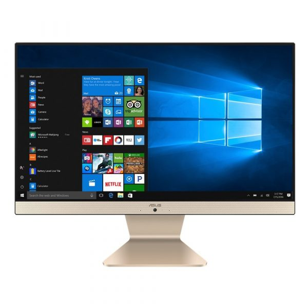"Family Vivo AiO, Model V222UAK-BA029D, Type All in One, Core i5, CPU i5-8250U, 1600MHz, Screen 21.5″, Rez 1920×1080, RAM 4GB DDR4, HDD 1TB 5400rpm, VGA card Intel UHD Graphics 620, LAN Gigabit, WLAN/Bluetooth, Wired Keyboard+ Mouse ""V222UAK-BA029D"""