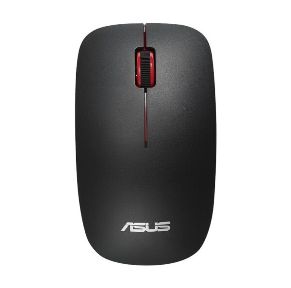"MOUSE ASUS PC sau NB, wireless, 2.4 GHz, optic, 1600 dpi, butoane/scroll 3/1, negru, ""90XB0450-BMU000"""