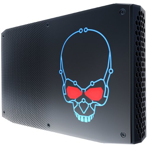 "Intel NUC ""HADES CANYON"" 8th Gen, Intel Core i7-8809G Processor with Radeon RX Vega M GH graphics (8M Cache, up to 4.20 GHz) ""BOXNUC8I7HVK2"""