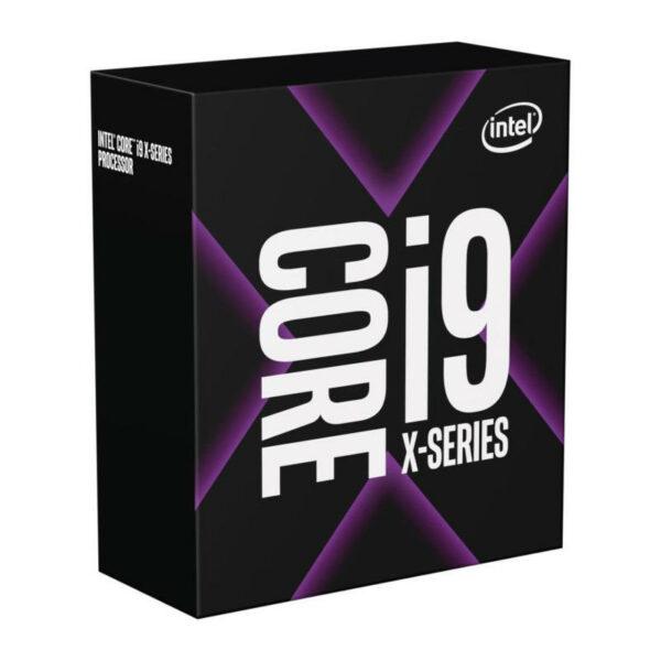 "CPU INTEL, skt. LGA 2066 Core i9, i9-9940X, frecventa 3.3 GHz, turbo 4.4 GHz, 14 nuclee, putere 165 W, ""BX80673I99940X"""