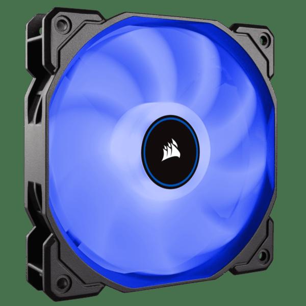 "VENTILATOR CORSAIR, pt PC, 120 mm, 1500 rpm, LED albastru, pack 1 ventilator, ""CO-9050081-WW"""
