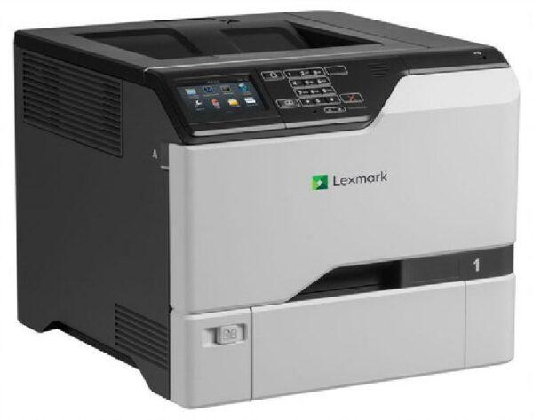 "Imprimanta Laser Color Lexmark CS727DE, A4, Functii: Impr., Viteza de Printare Monocrom: 38 ppm, Viteza de printare color: 38 ppm, Conectivitate:USB Retea, Duplex:Da, ADF:Nu(incl.TV 50RON) ""CS727DE"""