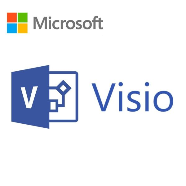 "Visio Pro 2019 Win All Lng PKL Online DwnLd C2R NR, License Type ESD ""D87-07425"""