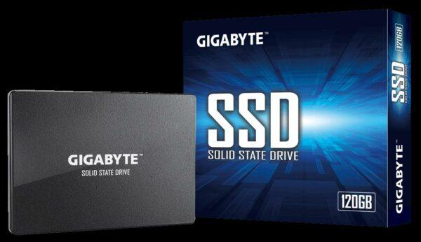 """SSD GIGABYTE, 240 GB, 2.5 inch, S-ATA 3, 3D Nand, R/W: 500/420 MB/s, """"GP-GSTFS31240GNTD"""""""