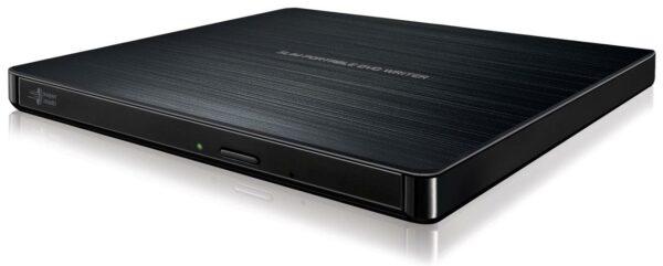 """DVD-RW extern, LG, interfata USB 2.0, negru, """"GP60NB60"""""""