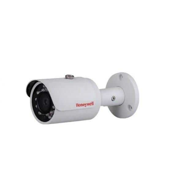 "Camera supraveghere Honeywell IP bullet HBD1PR1; 1.3MPsenzor1280(H)xxxx960(V) HD720P 25/30fps; True Day/Night capability; ICR;BLC/HLC/DWDR;3DNoise Reduction; lentila 3.6mm F2.1; PoE/12V; utilizare interior/exterior; ""HBD1PR1"""