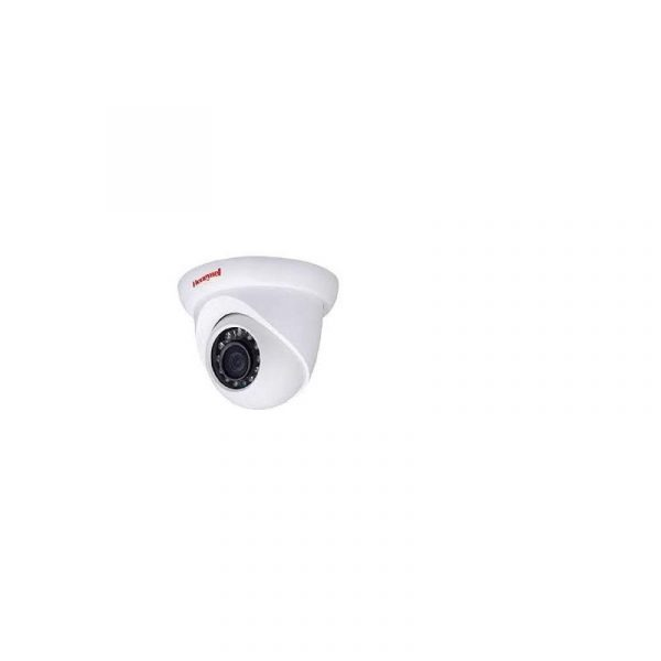 "Camera supraveghere Honeywell IP dome HED1PR3; 1.3MPsenzor1280(H)xxxx960(V) la 25/30 fps, HD720P; True Day/Night; ICR; 3D NoiseReduction;lentila fixa 2.8 mm/F2.1, PoE/12V;utilizare interior/exterior ""HED1PR3"""