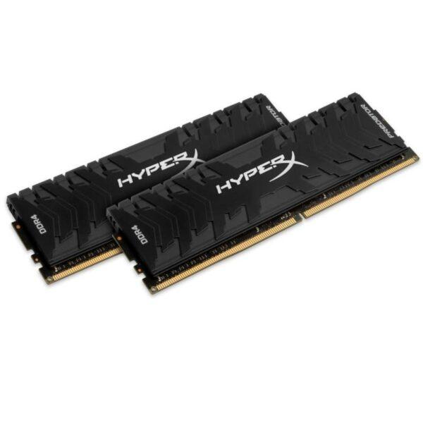"""Memorii KINGSTON gaming DDR4 32 GB, frecventa 3000 MHz, 16 GB x 2 module, radiator, """"HX430C15PB3K2/32"""""""