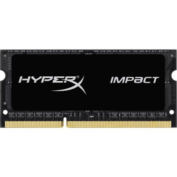"SODIMM KINGSTON, 8 GB DDR4, 3200 MHz, HyperX Impact, CL20, ""HX432S20IB2/8"""