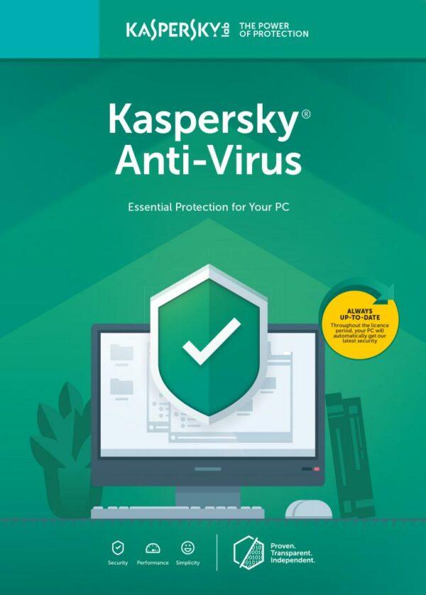 "LICENTA retail | reinnoire KASPERSKY, tip antivirus, pt PC, 3 utilizatori, valabilitate 1 an, Windows, ""KL1171X5CFR"""