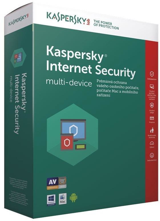 "LICENTA electronica | reinnoire KASPERSKY, tip Internet Security, pt PC | Mac | Smartphone | Tableta, 1 utilizator, valabilitate 2 ani, Windows | macOS | iOS | Android, ""KL1939XCADR"" (nu se returneaza)"