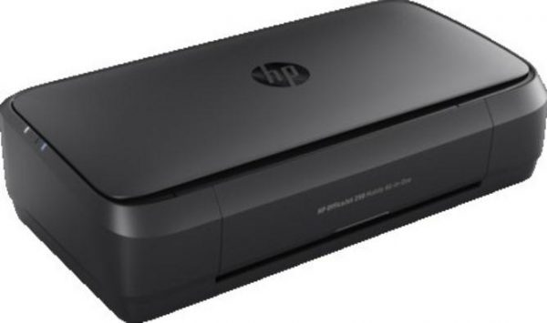 "Multifunctional Inkjet Color HP Officejet 252 Mobile, A4, Functii: Impr.|Scan.|Cop., Viteza de Printare Monocrom: 10ppm, Viteza de printare color: 7ppm, Conectivitate:USB|WiFi, Duplex:Nu, ADF:Nu(incl.TV 10RON) ""N4L16C"""