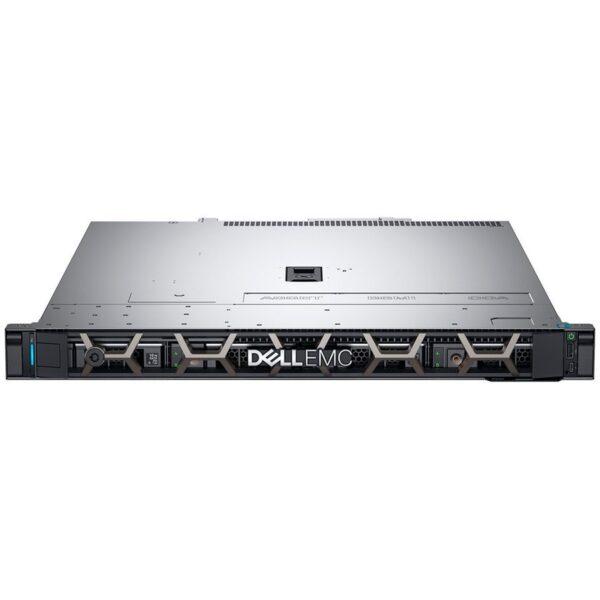 """Server Dell PowerEdge R340 Intel Celeron G4900 1TB 7.2K RPM SATA 6Gbps 8GB 2666MT/s DDR4 ECC PERC H330 RAID Single Hot Plug Power Supply 350W Intel Celeron G4900 3.10GHz, 3Yr ProSupport """"PER340_8GB_PS-05"""""""