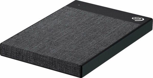 "HDD extern SEAGATE 2 TB, Backup Plus Ultra, 2.5 inch, USB 3.0, negru, ""STHH2000400"""