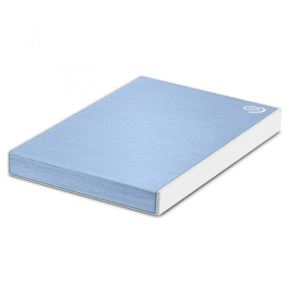 "HDD extern SEAGATE 1 TB, Backup Plus Slim, 2.5 inch, USB 3.0, albastru, ""STHN1000402"""