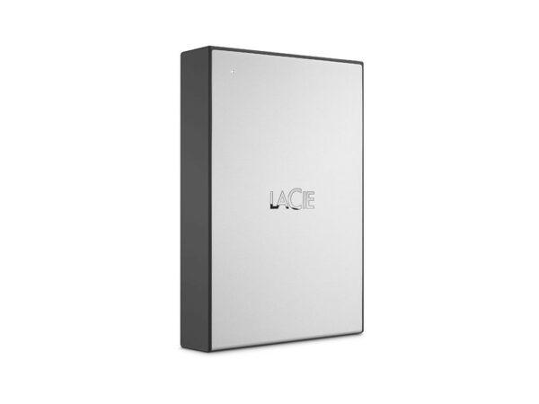 """HDD extern LACIE 4 TB, , 2.5 inch, USB 3.0, argintiu, """"STHY4000800"""""""