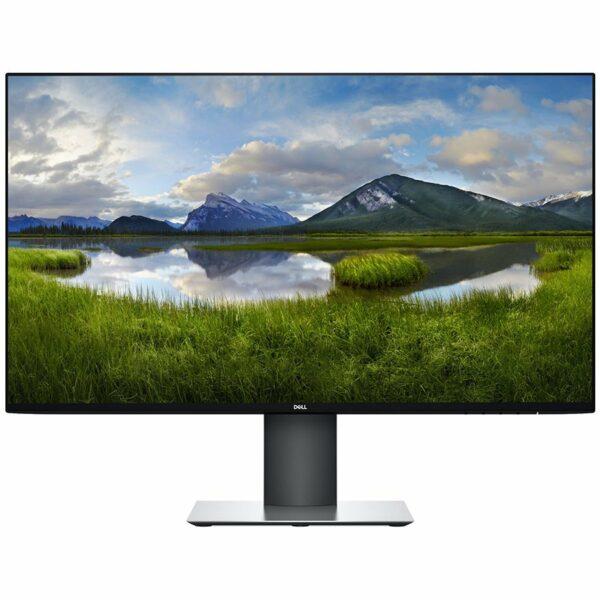 "MONITOR DELL 27″, home, office, IPS, WQHD (2560 x 1440), Wide, 350 cd/mp, 5 ms, HDMI x 2, DisplayPort x 2, ""U2719D-05"" (include TV 5 lei)"