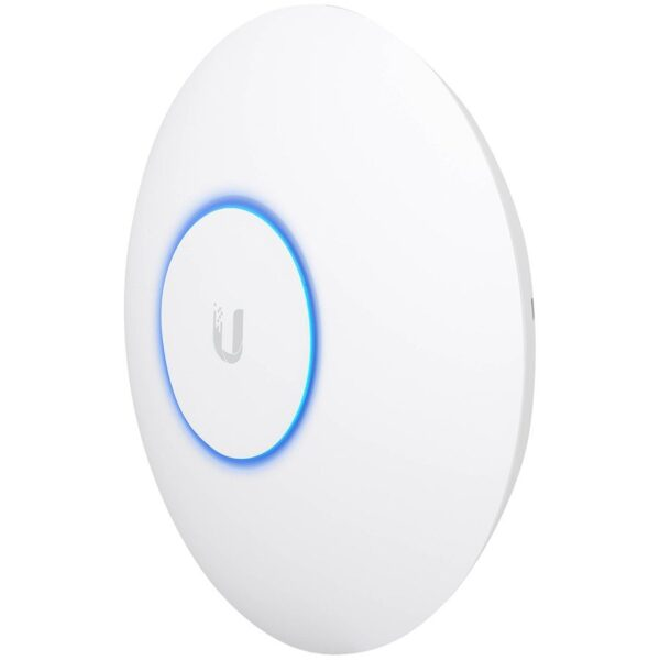 "ACCESS POINT UBIQUITI wireless 1733 Mbps, 2 x Gigabit, Dual-band 2,4-5GHz, 4×4 Multi-User MIMO, Wave 2, EU, ""UAP-AC-HD-EU"""