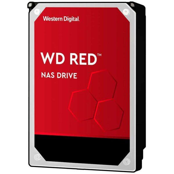 """HDD Desktop WD Red (3.5"""", 6TB, 256MB, 5400RPM, SATA 6 Gb/s) """"WD60EFAX"""""""