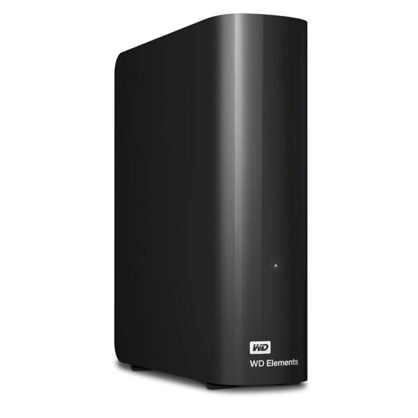 """HDD extern WD 4 TB, Elements, 3.5 inch, USB 3.0, negru, """"WDBWLG0040HBK"""""""