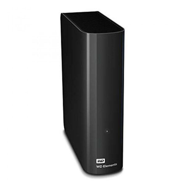 "HDD extern WD 8 TB, Elements, 3.5 inch, USB 3.0, negru, ""WDBWLG0080HBK-EESN"""
