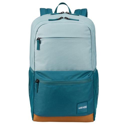 "RUCSAC scolar CASE LOGIC, pt. notebook de max. 15.6″, 2 compartimente, buzunar frontal x 2, buzunar lateral x 2, waterproof, volum 26 litri, poliester, albastru, ""Uplink"", ""CCAM-3116 TRELLIS/CUMIN"" / 3203868"