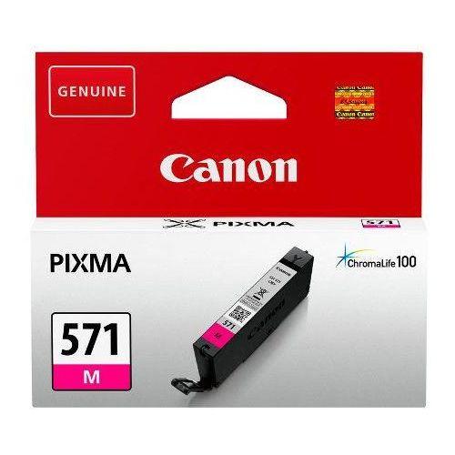 "Cartus cerneala Original Canon Magenta, CLI-571M, pentru Pixma MG5750/MG6850/MG7750, ""BS0387C001AA"""