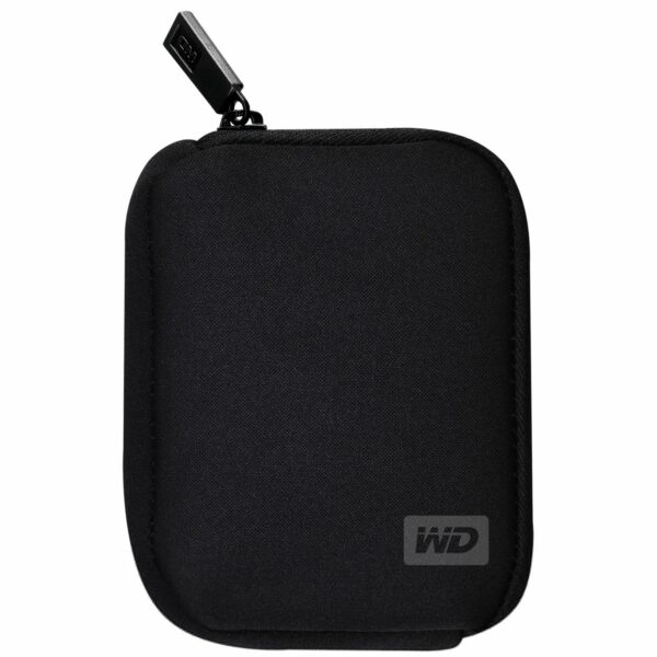 "HUSA HDD 2.5″ portabil WD, My Passport Drives, neagra ""WDBABK0000NBK"""