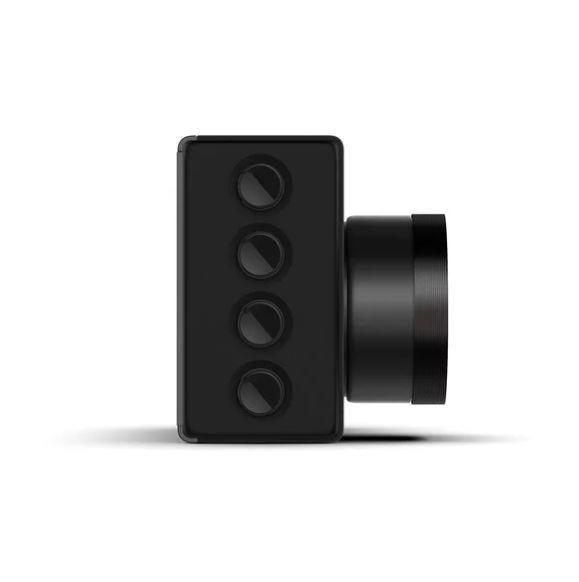 """Camera auto DVR Garmin DashCam 56, GPS, WW, Frame rate: up to 60 FPS, Battery life: up to 30min, Support microSDHC, Rezolutie camera: 1440p, Camp visual: 140 de grade, Clairty HDR, Dash Cam auto sync, Garmin Drive app. """"010-02231-11"""""""