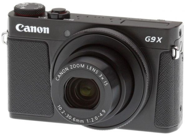 "Camera foto Canon PowerShot G9X II black, 20.1 MP, CMOS ,3 x zoom optic, 3.0″ ecran tactil, WiFi,stabilizator optic de imagine IS, DIGIC 7 , ISO 125-12800, FHD movies 60 fps, HDMI mini, acumulator Li-ion NB-13L. ""1717C002AA"""