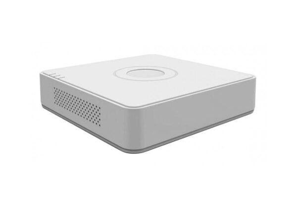 "DVR Turbo HD 4 canale Hikvision, DS-7104HUHI-K1; 8MP; H.265 Pro+/H.265 Pro/H.265/H.264+/H.264; Main stream: 8MP@8fps/5MP@12fps/4 MP@15fps/3 MP@ ""DS-7104HUHI-K1"""