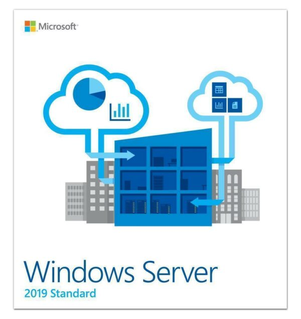 "Windows Svr Std 2019 English 1pkDSP OEI 4Cr NoMedia/NoKey(POSOnly)AddLic, Platform Windows ""P73-07907"""