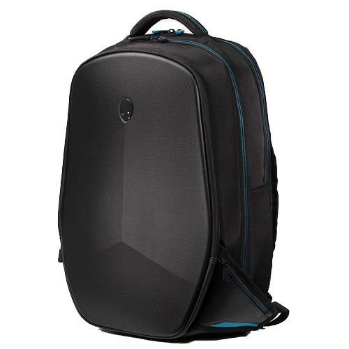 "RUCSAC DELL, pt. notebook de max. 15.6″, 2 compartimente, buzunar frontal, waterproof, nylon, negru, ""Alienware 15 Vindicator"", ""460-BCBV"""