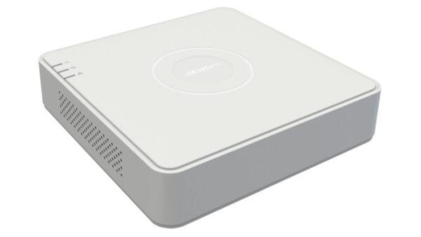 "DVR TURBO HD 4MP 4CH 1XSATA AUDIO ""DS-7104HQHI-K1S"""