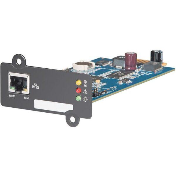 Legrand Network Interface CS101, SNMP only for 1Ph UPS, Internal, compatible with Daker DK, Daker DK Plus, Keor S, Keor LP, Keor Line