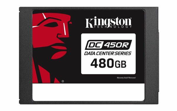 Kingston 480G DC450R (Entry Level Enterprise/Server) 2.5 SATA SSD EAN: 740617299731