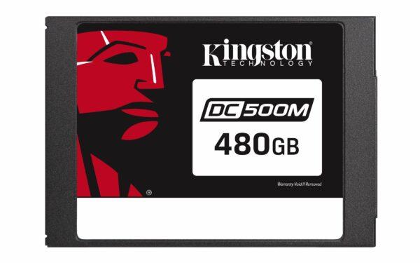 Kingston 480GB DC500 Enterprise Solid-State Drives