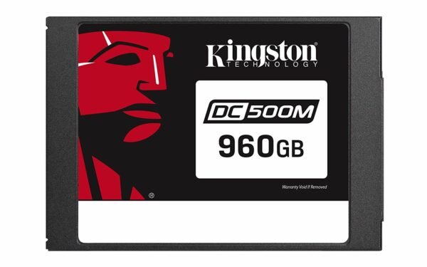 Kingston 960GB DC500 Enterprise Solid-State Drives