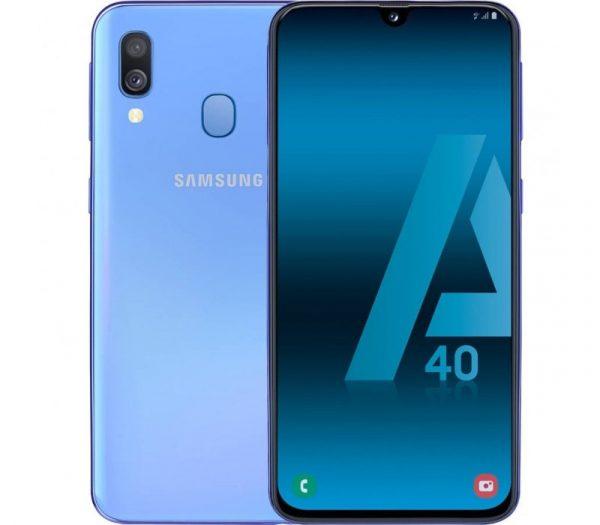 """SG A40 A405F 5.9″ 4GB 64GB DSIM BL """"SM-A405FZBD"""""""